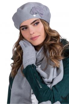Komplektas: kepurė ir šalikas