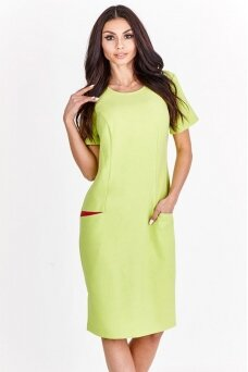 Lininė suknelė FSU777