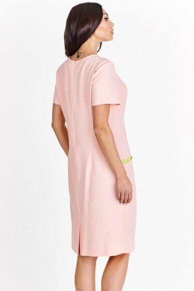 Lininė suknelė FSU777 2