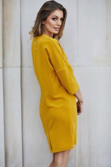 Lininė suknelė FSU777 4